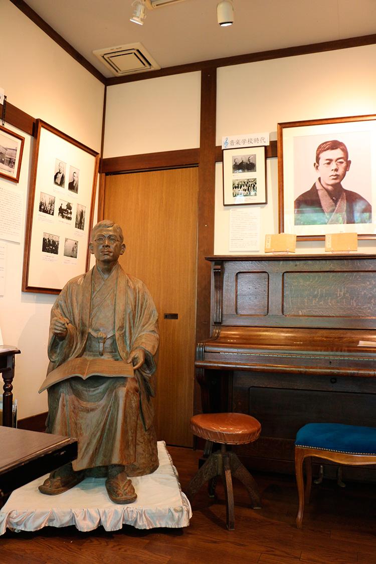 滝廉太郎記念館(松川茶屋内)
